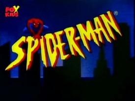 Spider-man the animated series - Opening - Spiderman - Générique de début - 1996