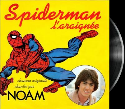 Spider-man - Main title by Noam - Araignée (l') - Générique par Noam