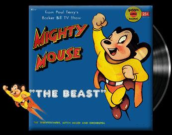 Mighty Mouse - American main title - Super Souris - Générique américain