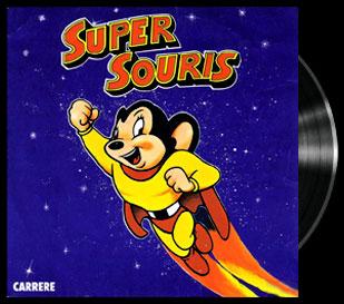 Mighty Mouse - Main title - Super Souris - Générique
