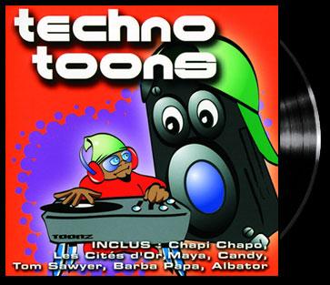 Mitsubachi Maya no bôken - Techno Toons Remix - Maya l'abeille - Techno Toons Remix