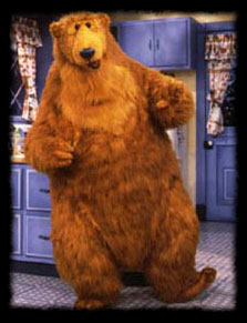 Bear in the Big Blue House - Tibère cha-cha-cha - Tibère et la Grande Maison Bleue - Tibère cha-cha-cha