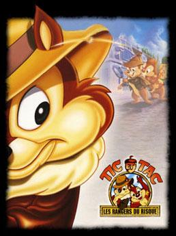 Chip N' Dale : Rescue Rangers - Main title  - Tic et Tac - Les Rangers du Risque -  Générique version TV