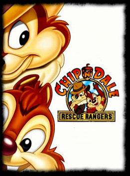 Chip N'Dale : Rescue Rangers - American main title - Tic et Tac - Les Rangers du Risque - Générique américain