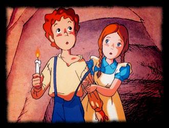 Tom Sawyer no Boken - Tom Sawyer - Thème - Avec Becky