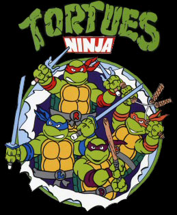 Teenage Mutant Ninja Turtles - Tortues Ninja, Les chevaliers d'�caille - G�n�rique