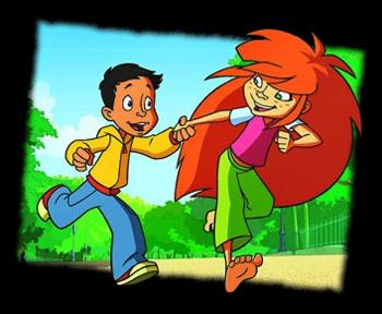 Dessin animé 2005