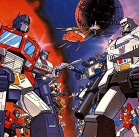 Transformers - Transformers - Générique de fin