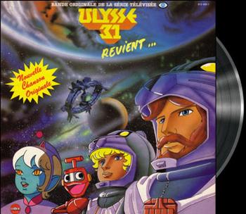 Uchu Densetsu Ulysse 31 - French song - Ulysse 31 - Chanson : Chanson des Dieux