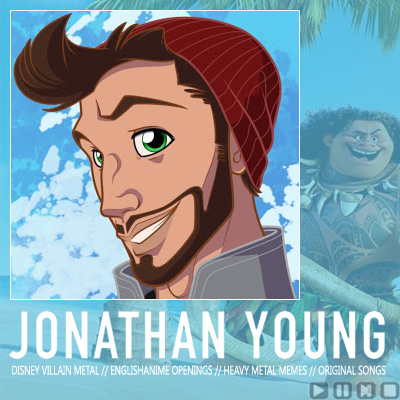 You're Welcome - Vaiana - You're Welcome - Jonathan Young