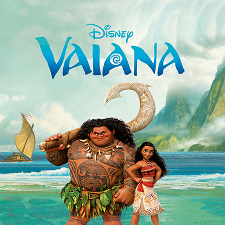 Vaiana la légende du bout du monde - Moana - Notre terre - Vaiana - Where you are