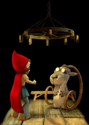 Hoodwinked - Be Preapared - Véritable histoire du petit Chaperon Rouge (la) - Be Preapared