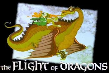 Flight of Dragons (The) - Maint title - Vol des dragons (Le) - Générique