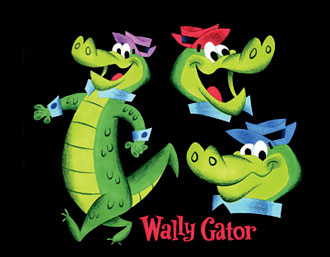 Wally Gator - Main title - Wally Gator - Générique