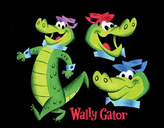 Wally Gator - American main title - Wally Gator - Générique américian