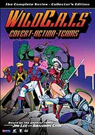 Jim Lee's Wild C.A.T.S : Covert Action Teams - American main title - Wild C.A.T.S Le Commando Galactique - Générique américain