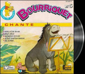 Welcome to Pooh Corner - Eeyore's french song - Winnie l'ourson (Les aventures de) - Chanson de Bourriquet