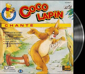 Welcome to Pooh Corner - Rabbit's french song - Winnie l'ourson (Les aventures de) - Chanson de Coco Lapin