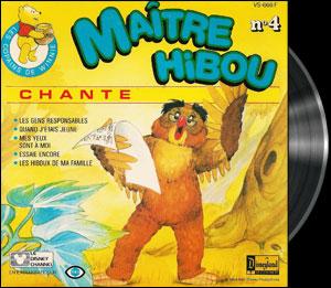 Welcome to Pooh Corner - Owl's french song - Winnie l'ourson (Les aventures de) - Chanson de Maître Hibou