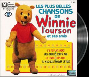Welcome to Pooh Corner - Winnie's french song - Winnie l'ourson (Les aventures de) - Chanson de Winnie