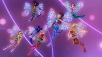 WinX Club - Season 5 - Sirenix French version - WinX Club - .Saison 5 - Sirenix
