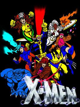 X-Men : The Animated Series - Main title - X-Men - Générique
