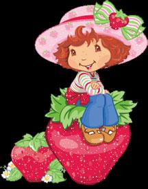 Strawberry Shortcake - Charlotte aux Fraises - 2003 - Moi je suis (version anglaise)