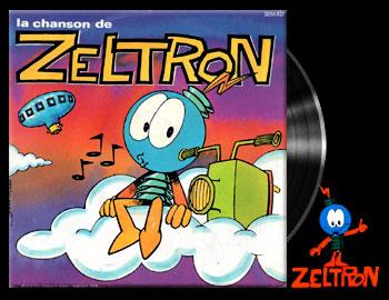 Zeltron (Les Aventures électriques de) - Main title - Zeltron - Générique