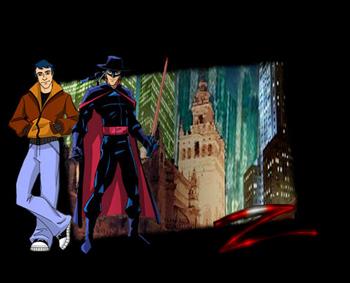 Zorro: Génération Z - Main title - Zorro: Génération Z - Générique