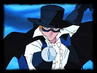 Kaiketsu Zorro - Japanese main title - Zorro (La Légende de) - Générique japonais