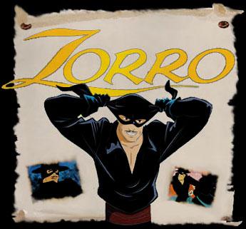 Zorro ( The new adventures of ) - Main title  - Zorro ( Les nouvelles aventures de ) - Générique