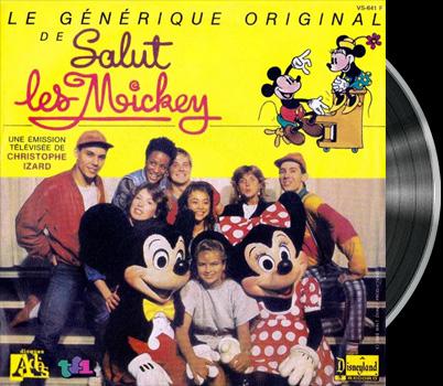 Salut les Mickey - Salut les Mickey - Générique
