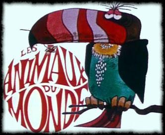 Les Animaux du Monde - Animaux du Monde (les) - 1970