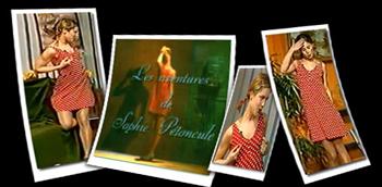 Aventures de Sophie Pétoncule (les) - Main title - Aventures de Sophie Pétoncule (les) - Générique