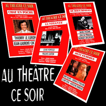 Au Th��tre ce soir - Main title - Au Th��tre ce soir - G�n�rique