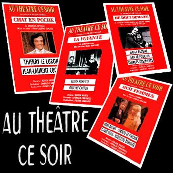 Au Théâtre ce soir - Main title - Au Théâtre ce soir - Générique