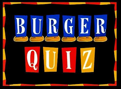 Burger quiz - Burger quiz - Générique de fin