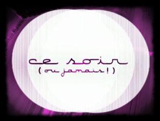 Ce soir (ou Jamais!) - Main title - Ce soir (ou Jamais!) - Générique
