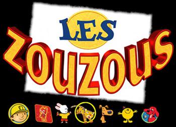 Debout les Zouzous - Main title - Debout les Zouzous - Générique
