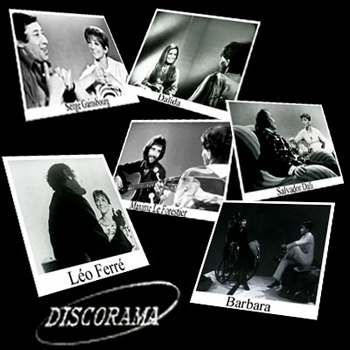 Discorama - Main title - Discorama - Générique