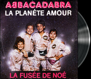 Conte Musical : Abbacadabra - La plan�te Amour - Destination No�l : La plan�te Amour
