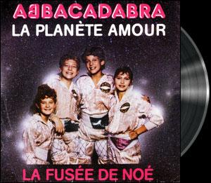 Conte Musical : Abbacadabra - La planète Amour - Destination Noël : La planète Amour
