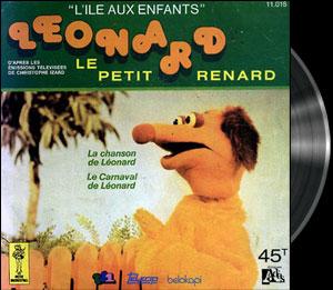 L'ile aux enfants - La chanson de Léonard - Ile aux enfants (l') - La chanson de Léonard