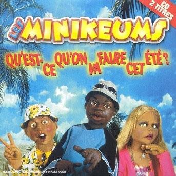 Les Minikeums - Minikeums (les) - Qu'est-ce qu'on va faire, cet été - Version instrumentale