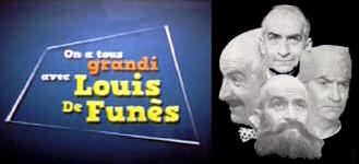 On a tous grandi avec Louis De Funés - End title - On a tous grandi avec Louis De Funés - Générique de fin