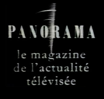 Panorama - Main title - Panorama - Générique