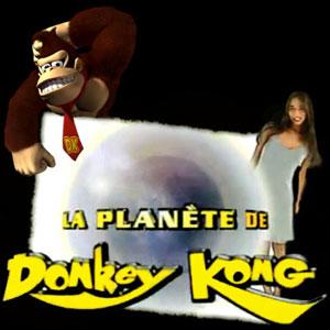 Planète de Donkey-Kong (La)- Main title - Planète de Donkey-Kong (La) - Générique