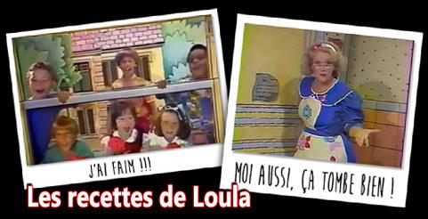 Les recettes de Loula - Recettes de Loula (les)