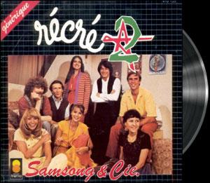 Récré A2 - Récré A2 Mercredi - 1979