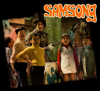 Samsong - Song theme - Samsong - Chanson